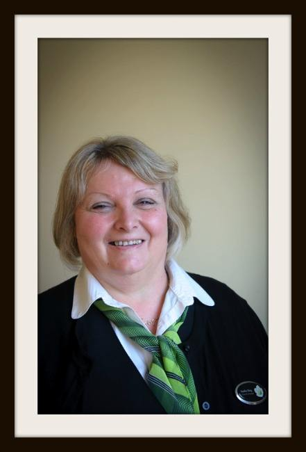 Funeral arranger Sandra King works at Coseley branch, as well as Pelsall, Great Wyrley and Heath Hayes
